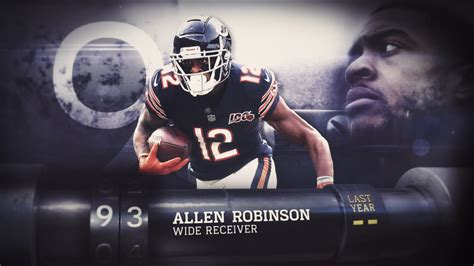 'Top 100 Players of 2020': Chicago Bears wide receiver ...