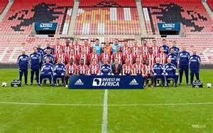 Sunderland AFC Squad