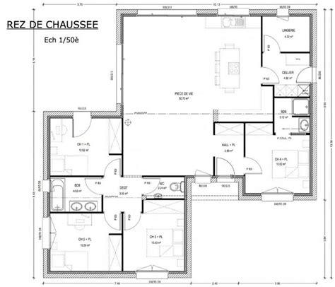 maison de cagne plan 28 images plans de maison 120m2