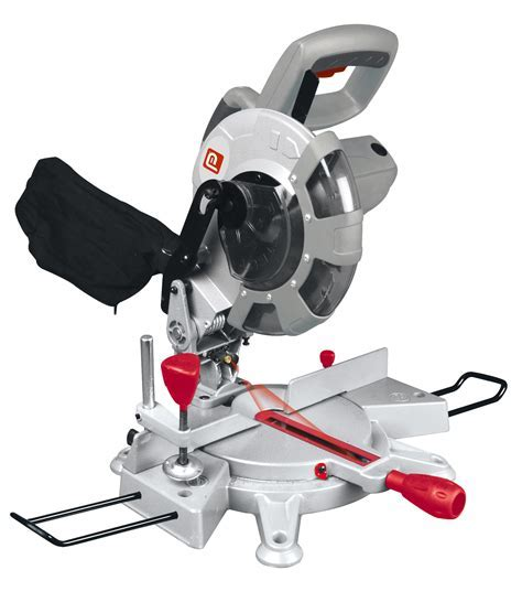 Performance Power 1700W 230V 210mm Compound Mitre Saw