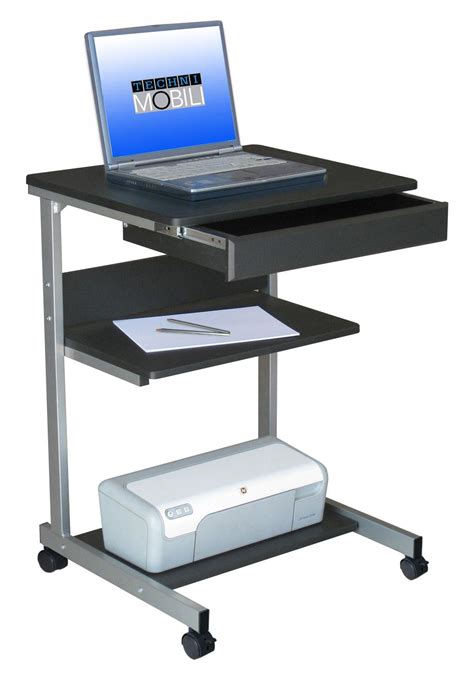 computer stand for desk techni mobili rta b018 gph06 laptop stand