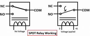 how to use arduino relay in parallel with light switch With no nc relay switch