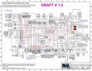 2000 Yamaha Zuma Wiring Diagram