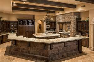 white kitchen island granite top 35 beautiful rustic kitchens design ideas designing idea