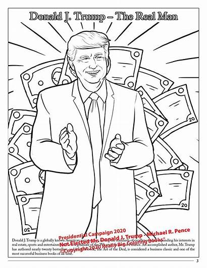 Trump Coloring Elected Books Pence