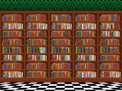 Dementia Bookcase Library Mural Friendly Murals Care