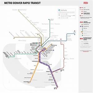 Twin Cities Light Rail Map