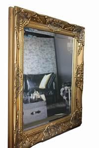 Spiegel Landhaus : spiegel barock gold landhaus ~ Pilothousefishingboats.com Haus und Dekorationen