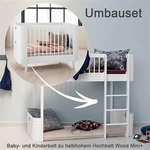 Kinderbett Für Baby : oliver furniture umbauset f r baby und kinderbett wood ~ Watch28wear.com Haus und Dekorationen