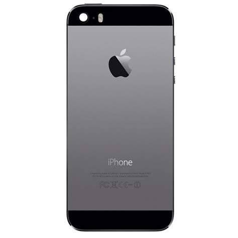 Maße Iphone 5 by Used Genuine Back Rear Battery Cover Housing Bezel For