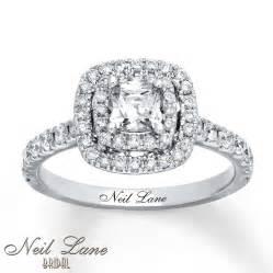 neil wedding rings neil engagement ring 1 1 8 ct tw diamonds 14k white gold
