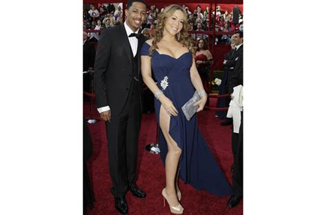 Nick Cannon And Mariah Carey Posed Nude In A Series Of Photos