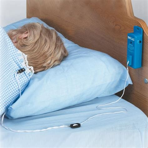 skil care personal alarm for chair or bed fall