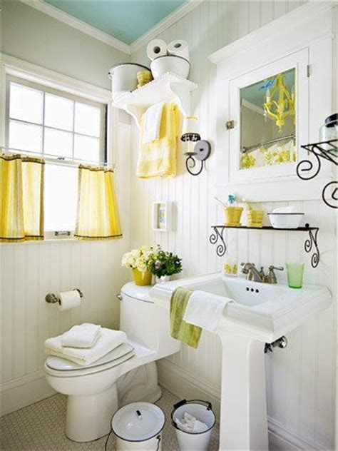 sunny yellow bathroom design ideas digsdigs