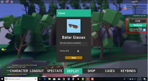 roblox battle royale simulator codes rxgateeu