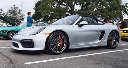 Porsche Spyder Boxster Silver Usa Revs Daily