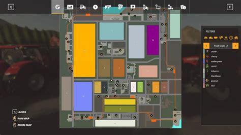fs canadian farm map season  simulator games mods