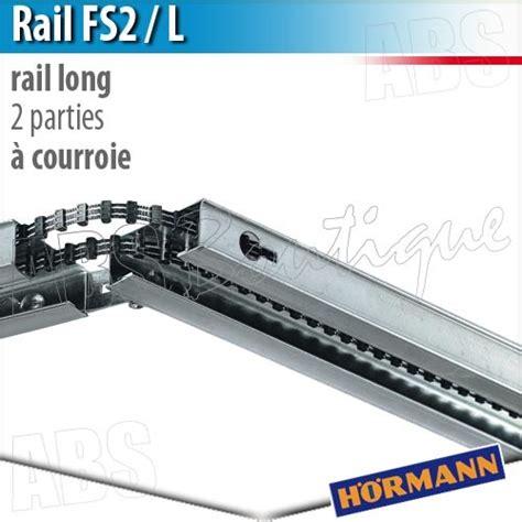Rail Moteur En 2 Parties Fs2  L Pour Supramatic Et