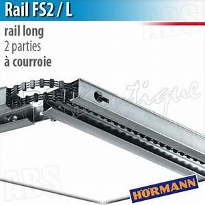 Moteur Porte Garage : rail moteur en 2 parties fs2 l pour supramatic et ~ Edinachiropracticcenter.com Idées de Décoration
