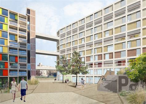 Park Hill Projects