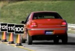 1994 Dodge Plymouth Neon Test Drive