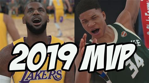 Who Will Be The 2019 Nba Most Valuable Player?