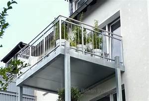 4 x 2 m balkon vorstellbalkon anbaubalkon fertigbalkon With französischer balkon mit sonnenschirm 5x5 meter