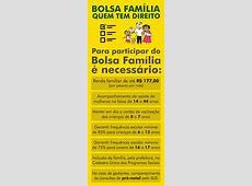 CALENDÁRIO BOLSA FAMÍLIA 2018 —【VEJA AS DATAS AQUI!!】
