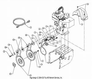 Mtd 317e733e401  1997  Parts Diagram For Engine And V
