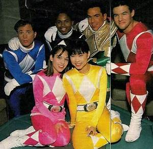Jason David Frank And Amy Jo Johnson Pictures to Pin on ...