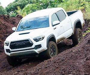Review  2016 Toyota Tacoma Trd Off-road With Manual