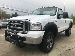 2005 Ford F350 Xlt Diesel Powerstroke 4x4 Long Bed New