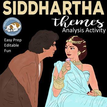 siddhartha themes textual analysis activity  images