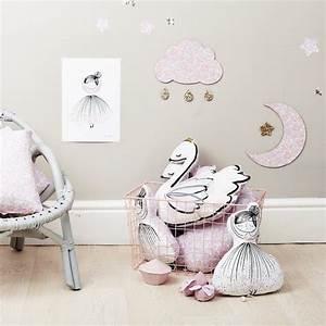 Décoration Murale Chambre Fille : apporter de la magie dans la chambre via la d coration murale nuage ~ Teatrodelosmanantiales.com Idées de Décoration