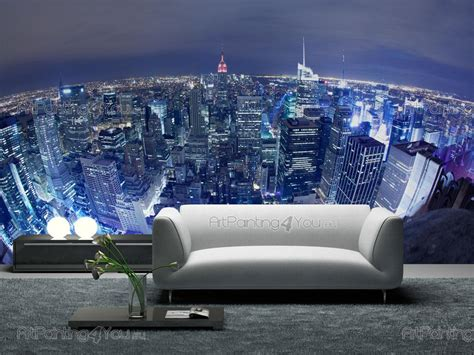 wall murals cities canvas prints posters new york