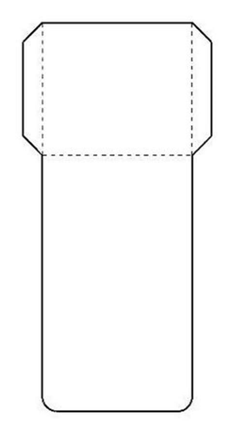 printable pocket card template cut files silhouette ideas tutorials on