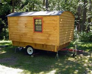 Small Home Built Campers | Custom built Camper Tiny Travel ...