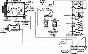6f78 3 Wire Ford Alternator Plug Diagram