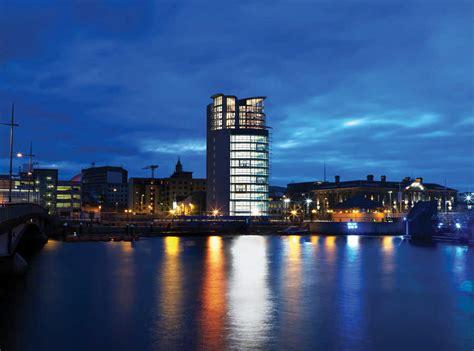 The Boat Belfast by Titanic Belfast Building Titanic Quarter Regeneration