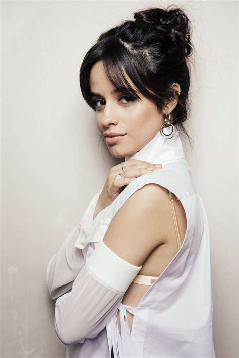 Camila Cabello Portrait Photoshoot