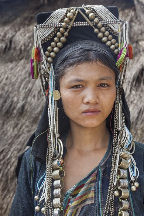 Girl Tribe 16 Captivating Pictures Of Hill Tribes In Laos Rough Guides