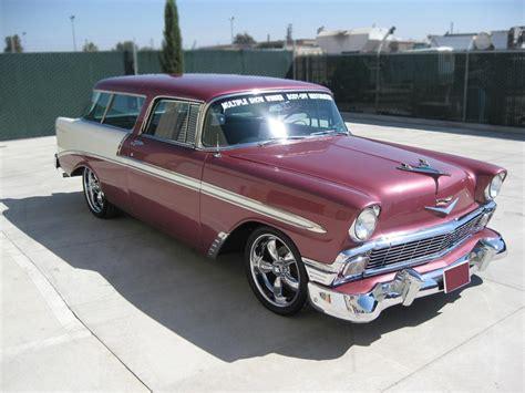 1956 Chevrolet Nomad Custom Wagon 79779