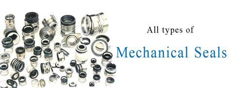 All About Mechanical Seals