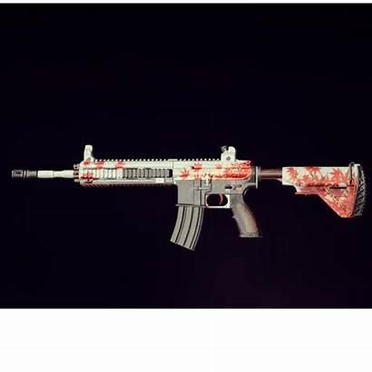 M416 Pubg Skin Mobile Gun Exclusive Limited