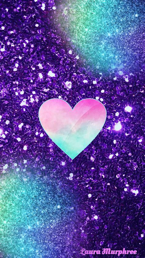Wallpapers for your phone reddit. Glitter heart phone wallpaper sparkle background bling shimmer sparkles glitter glittery colorfu ...