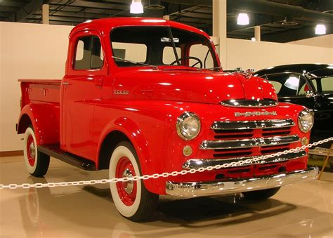 Dodge Photo by 1948 Dodge Information And Photos Momentcar
