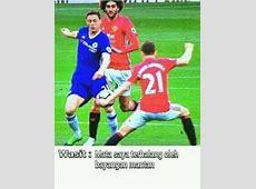 Kumpulan Meme Kocak Derby Manchester Terbaru 2017, DP BBM Dan Gambar Lucu Jelang United Vs City