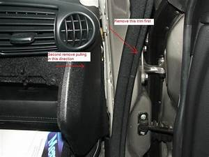 D I Y  Aux-in On 2007 W203  Without The Wiring Harness   Large Image Warning
