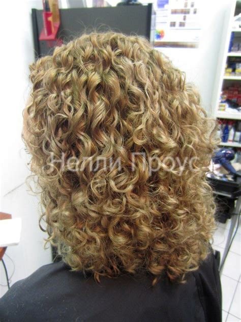 gorgeous spiral curls shoulder length perm perms
