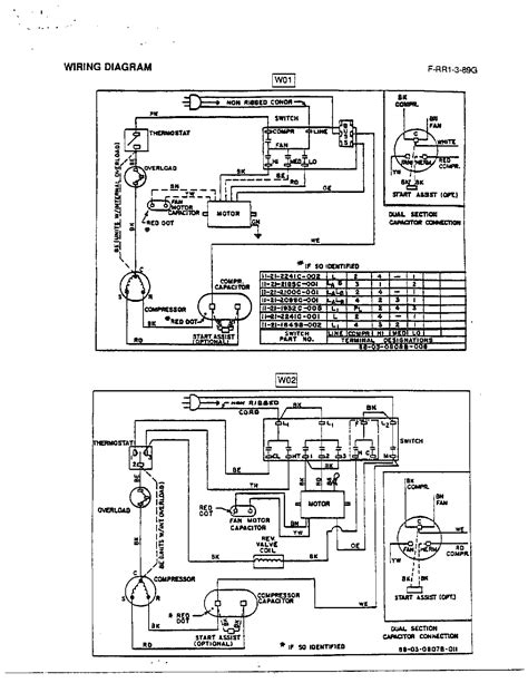 Air Conditioner Wiring Diagram by Brisk Air Air Conditioner Wiring Diagram Wiring Diagram